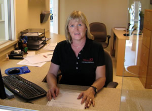 Fiona Graham - ASAP Office Manager