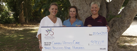 ASAP proudly supporting Cayman Hospice Care