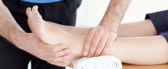 Physio for Foot and Ankle injuries